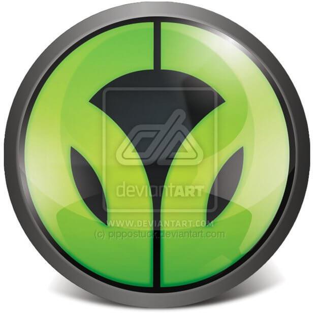 3D BD logo design by pippostuck