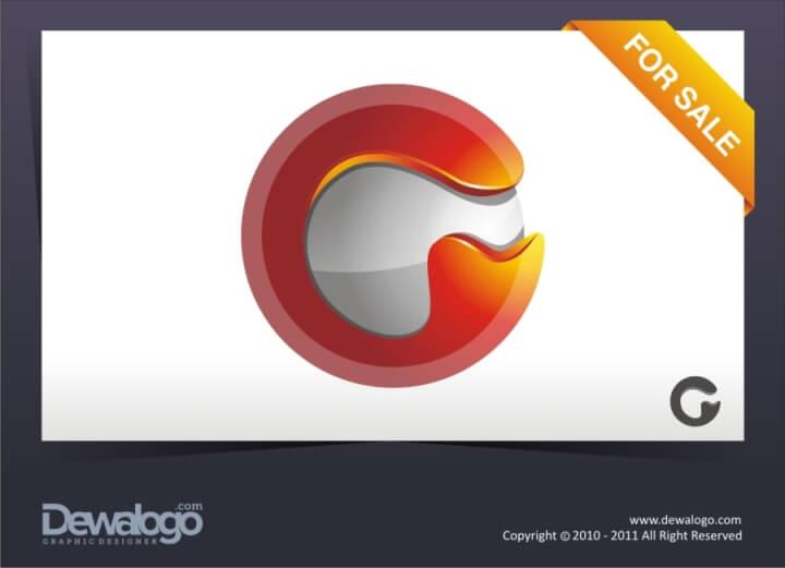3d Logo 1 - Company by dewaaaa