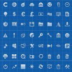 45+ Vector and Icons for Web Interfaces UI designs