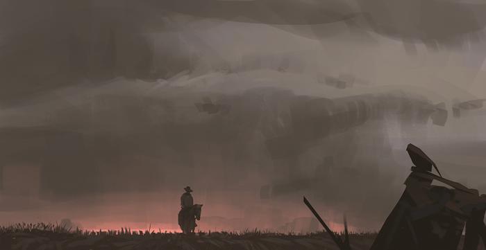 8 - At dawn by snatti89