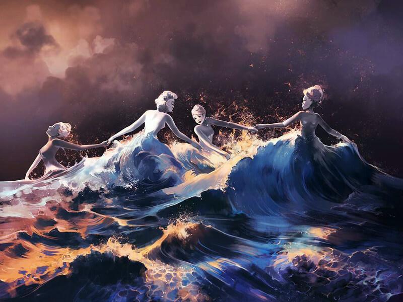 A wave of emancipation by AquaSixio