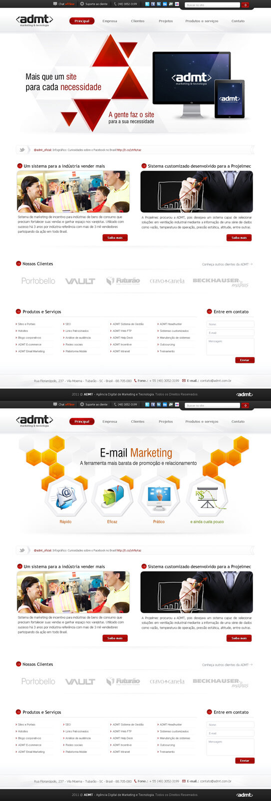 ADMT - Agencia Digital de Marketing e Tecnologia by tupa169