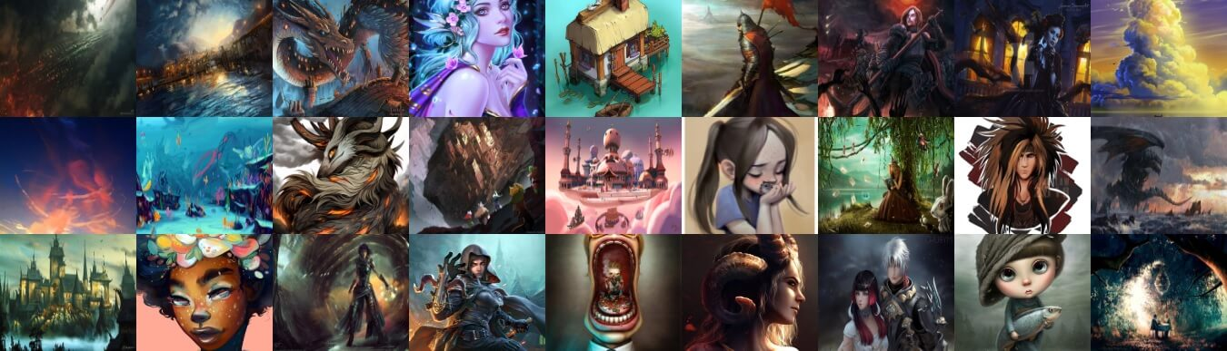 ART Collection of May 2018