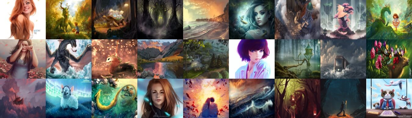 ART Collection of September 2018
