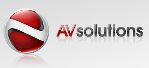 AVsolutions Logotype by Axertion