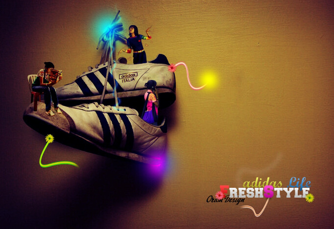 Adidas Life by !Vytalis