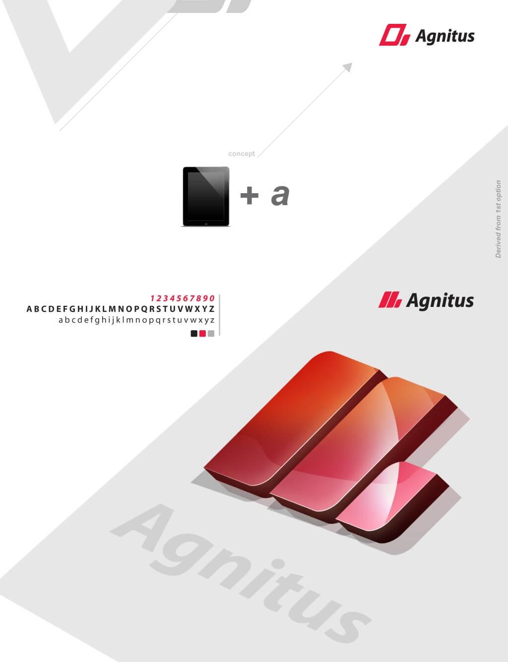 Agnitus logo - Presentation 01 by yellywoo