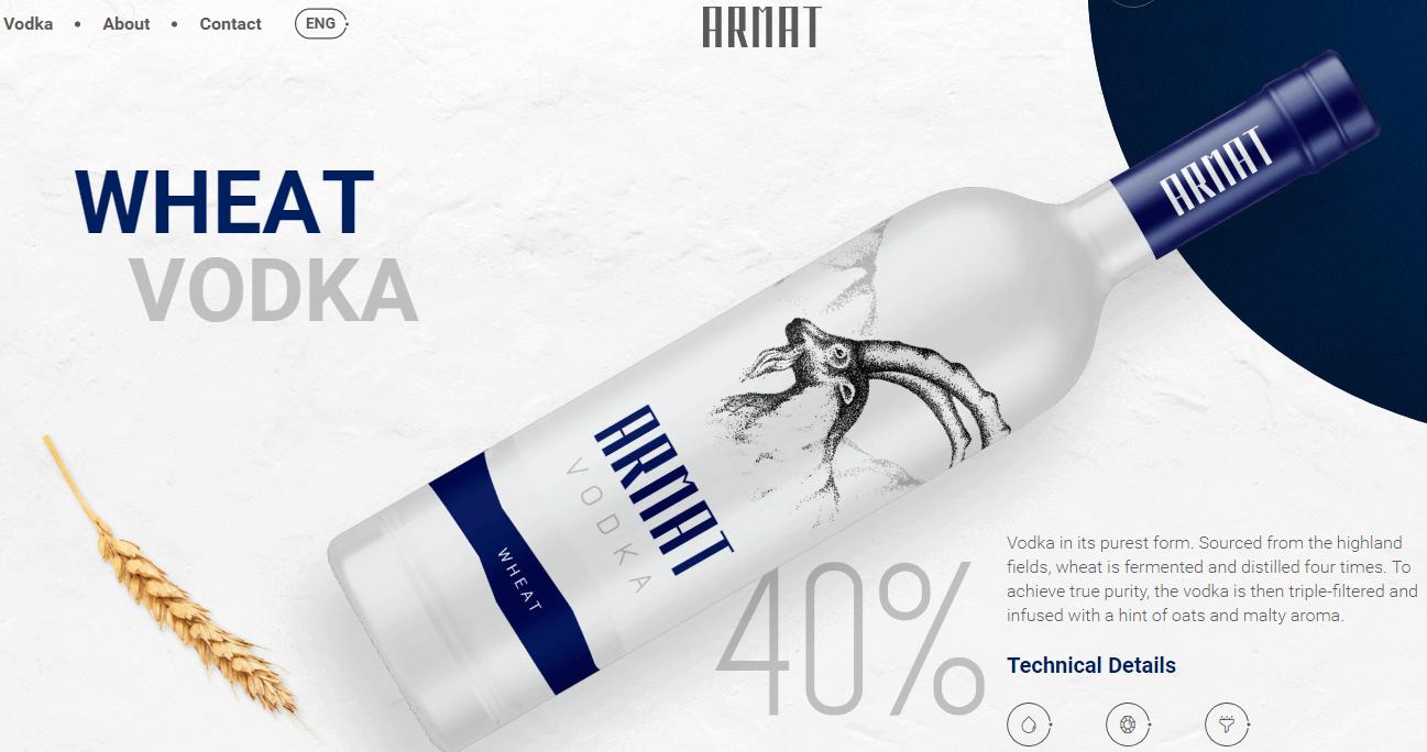 Armat Vodka