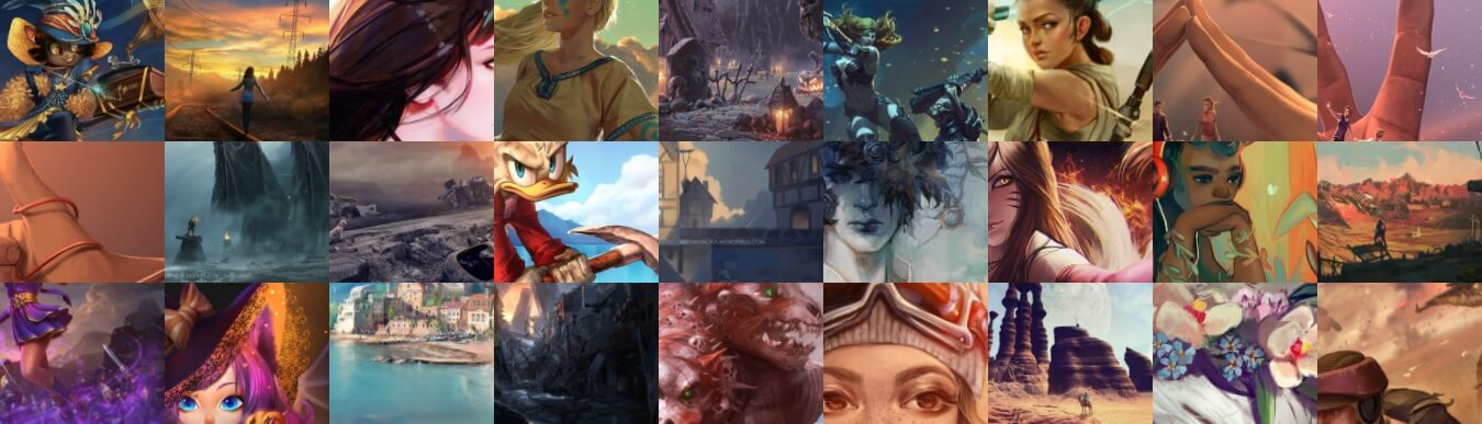 Art Collection of November 2017