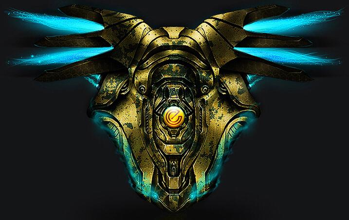 Aurora Encide Battlebay 09 by tsukasaxen