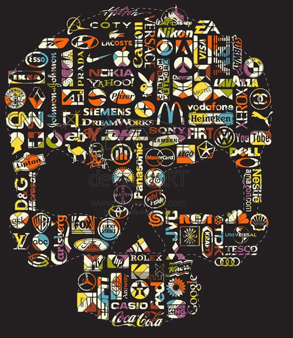 B Skull by ~kniso