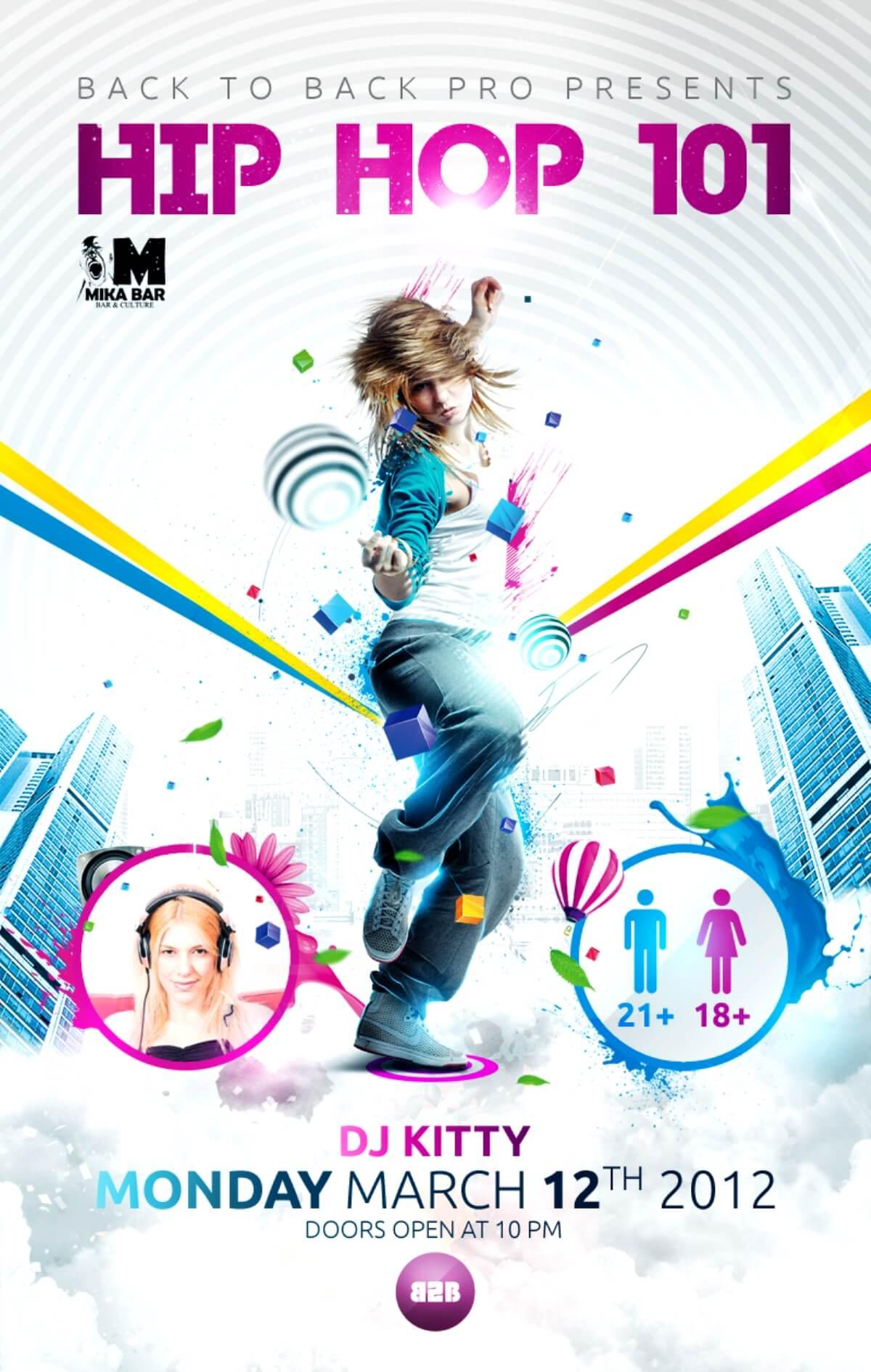 B2B – Hip Hop 101 V2 by SLE-DESIGN