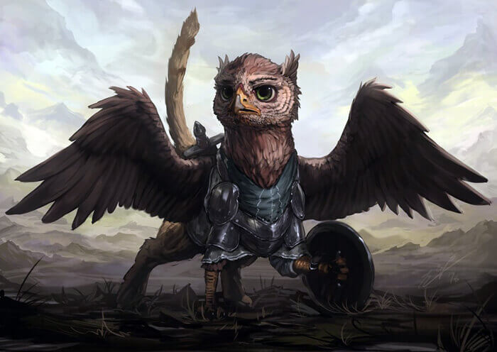Beak Kind by AssasinMonkey
