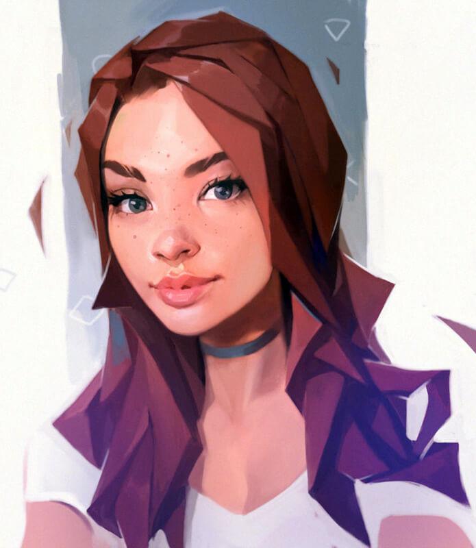 Belle by Goshun