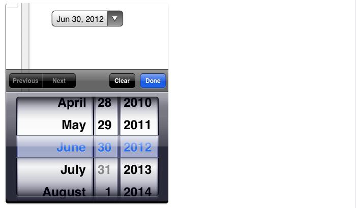 Best jQuery Date Picker Plugins for Input Fields