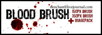 Blood Brush by ne0chan