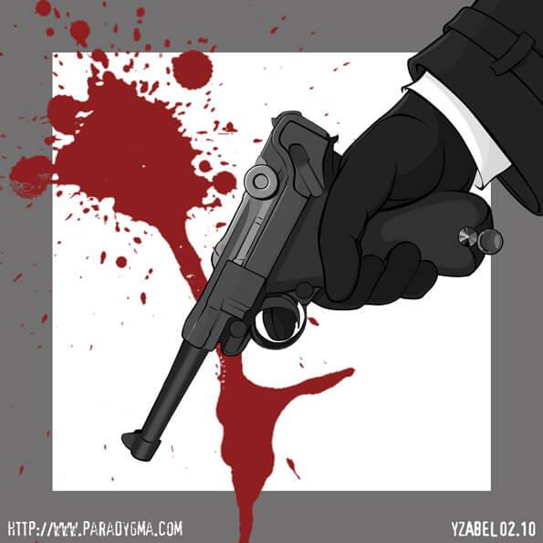 Blood by yzabel