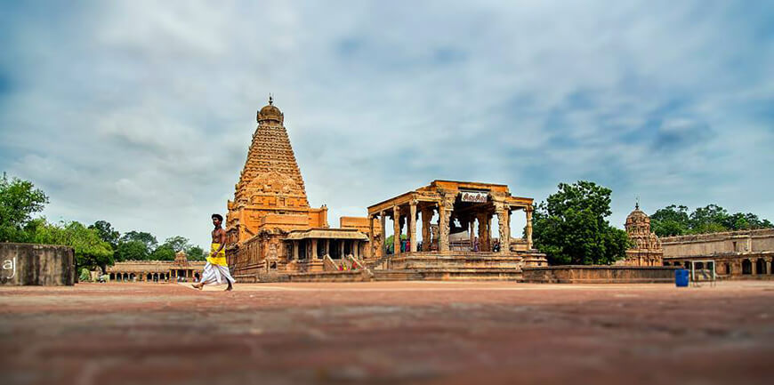 Brihadeeswarar Temple by ajclicks4u