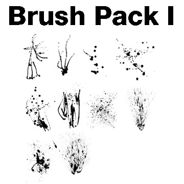 Brush Pack I by mattisgentle