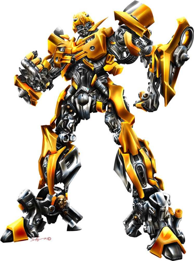 Bumblebee by ~ShazzleCov