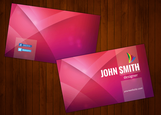 Business Card Design by pradhuman