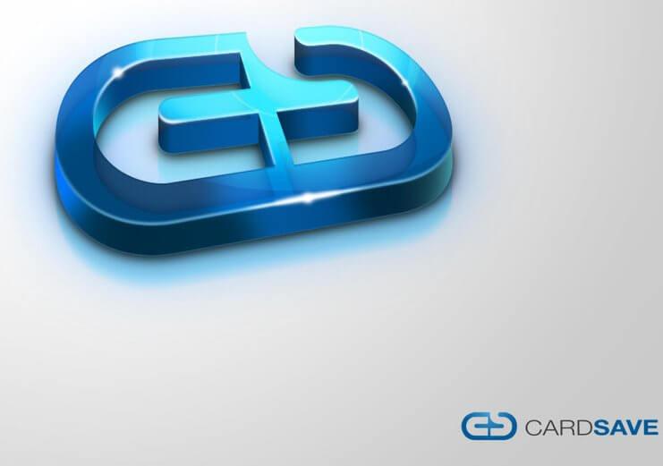 Cardsave 3D logo by skratakh
