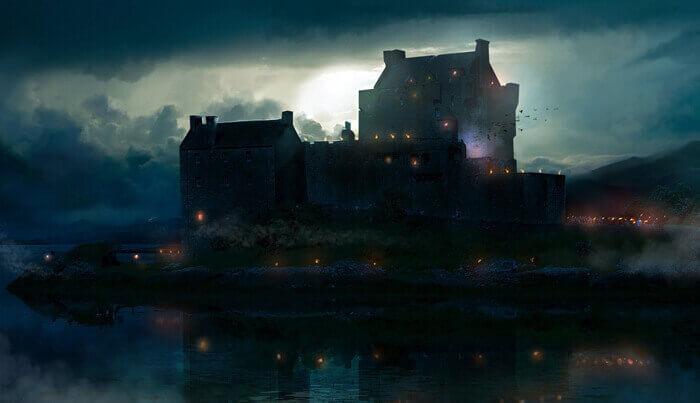 Castle Black by DreadJim