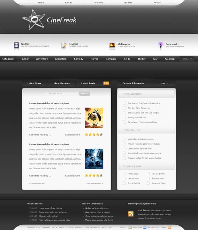 CineFreak by edumicro