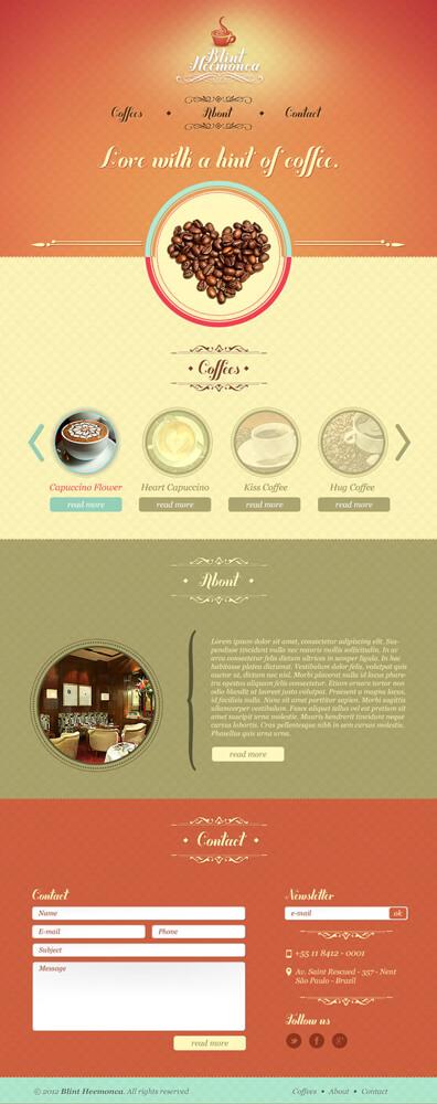 Coffee Blint Heemonca by maiconokudaira2