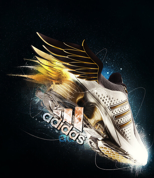 Collab Adidas  the one by vinyss