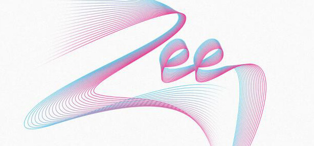 Cool Typography with the Blend Tool in Illustrator