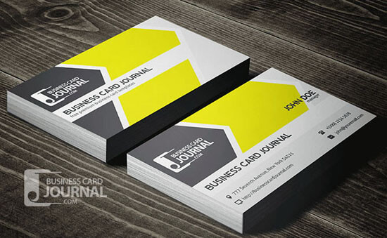 Cool and Refreshing Business Card Template by mengloong