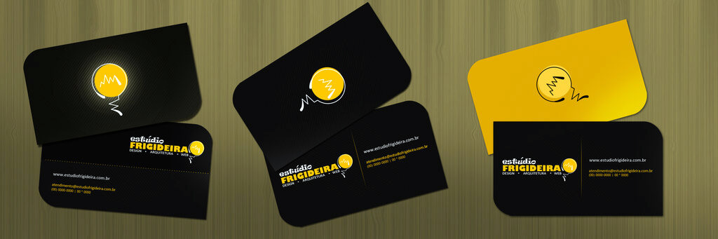 Corporate Card – Modelo by williansart