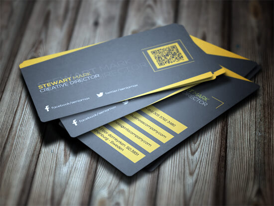 Creative Business Card 053 by Damsol