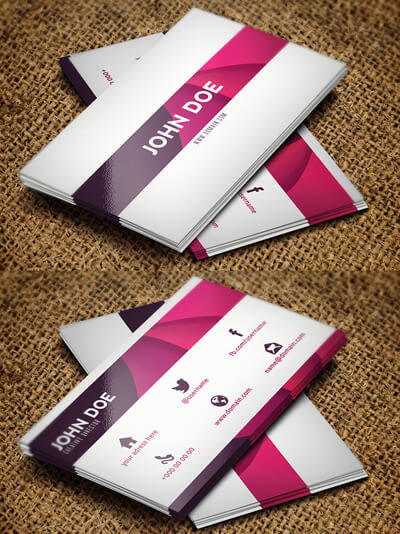 Creative Business Card 5 by SemihYilmaz