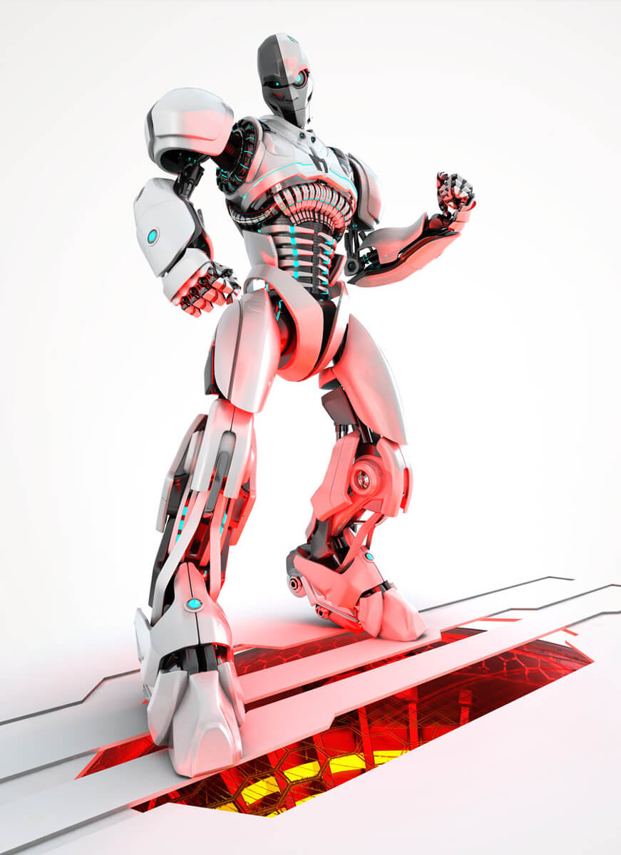 Cyborg Illuminate Alternative by ~Xidon