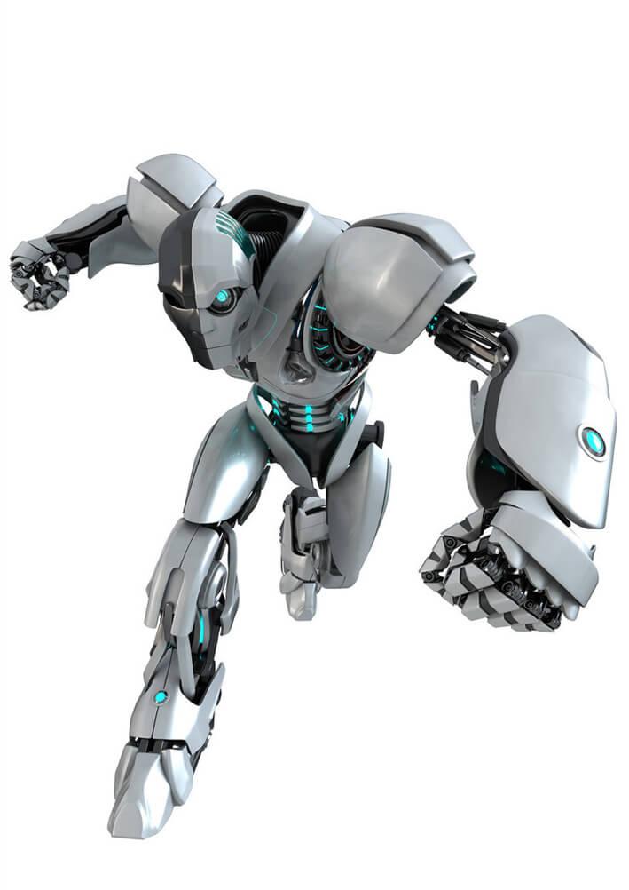Cyborg by ~Xidon