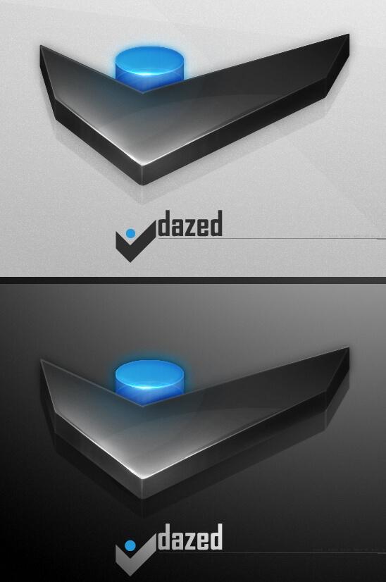 Dazed Logo by xsymphony