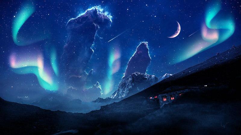 Deep nightby Ellysiumn