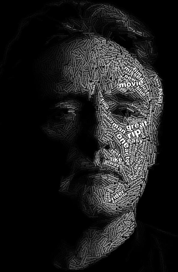 Dennis Hopper by JuanOsborne