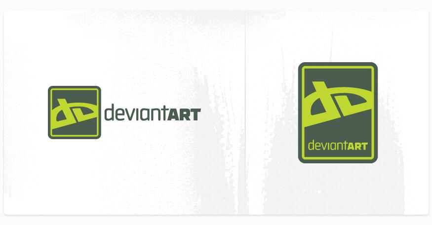 DeviantART Logo by liquisoft