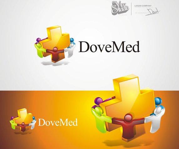 DoveMed by vinzstudio