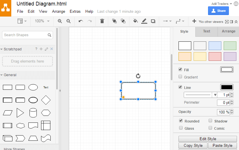 Microsoft visio alternative flow diagram maker tools draw is free online diagram software for making flowcharts ccuart Choice Image