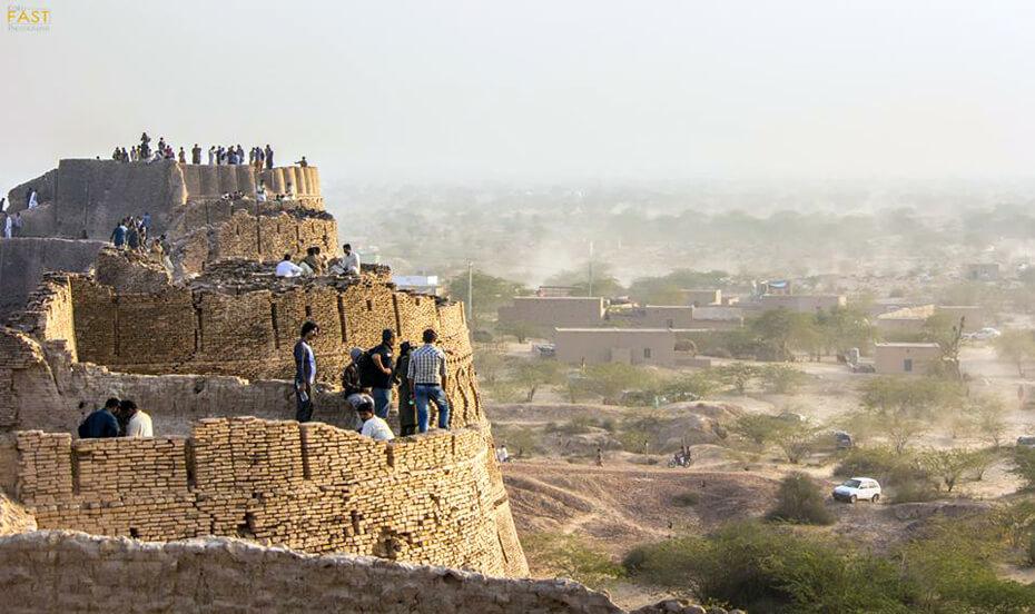 Drawar Fort by Kaku Fast Photography
