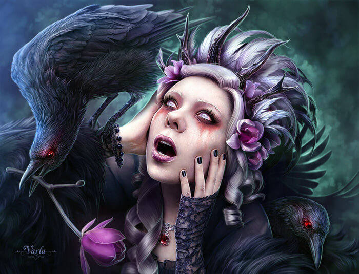 Emotions by VarLa-art