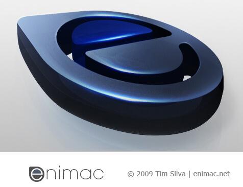 Enimac Logotype by timsilva