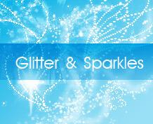 Example for Obsidian Dawn Glitter & Sparkles Brushes Obsidian Dawn Glitter & Sparkles Brushes  by Stephanie Shimerdla
