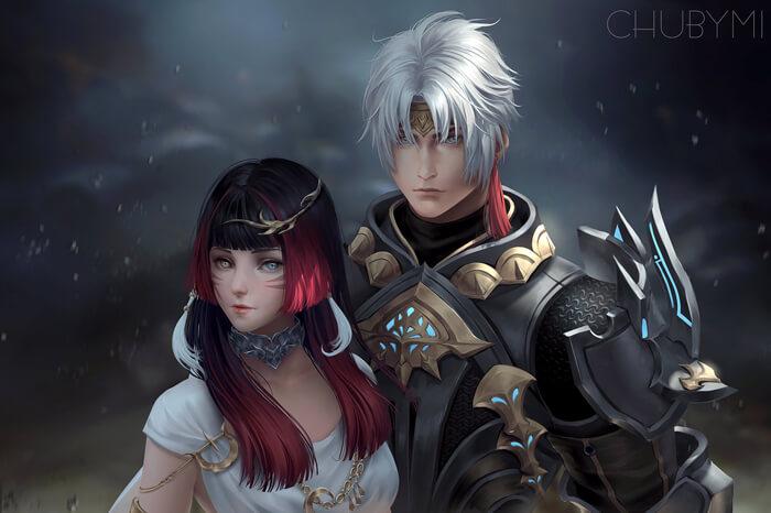 FFXIV by ChubyMi