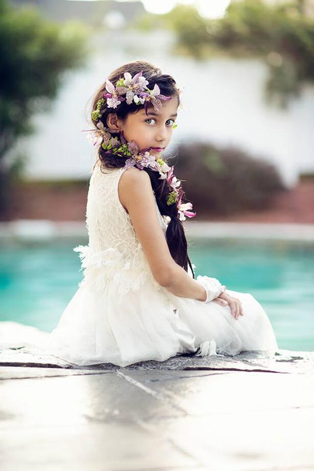 Fashion Baby Photo by Dani Diamond Photography
