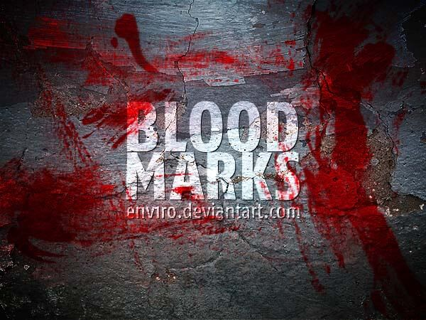 Featured Photoshop Blood Brushes ABR free download